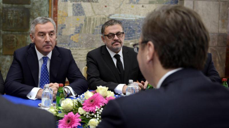 Hoće li Đukanović i Vučić rješavati crnogorsko-srpske odnose?