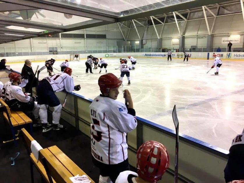 Hokej: Vojvodina protiv Jesenica u ledenoj dvorani Spensa nakon 30 godina