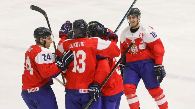 Hokejaši Srbije na pretkvalifikacionom olimpijskom turniru