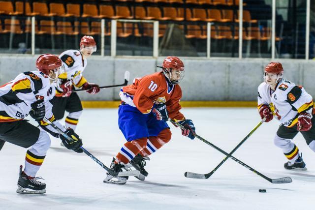 Hokejaši bolji od Belgijanaca, u trci za viši rang