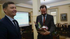 Holandski ambasador u Šapcu: Saradnja u poljorivredi