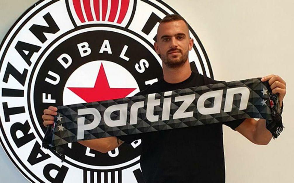 Holender: Želja mi je bila da ostanem u Partizanu