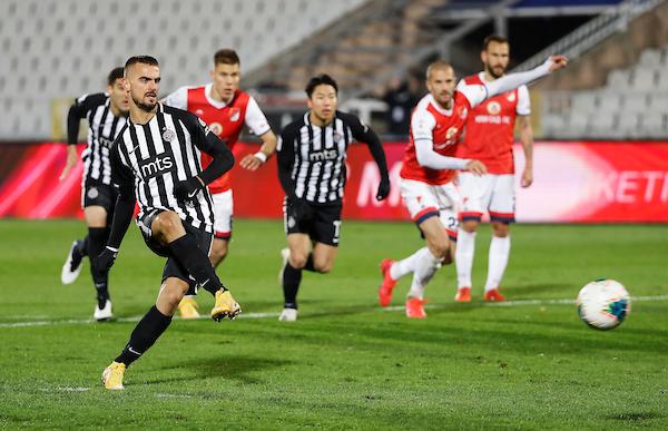 Holender ulazi u formu, Partizan izgleda sve bolje! (video)