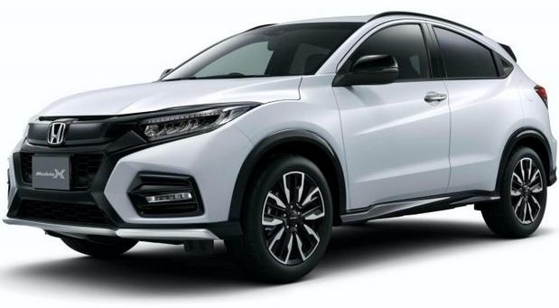 Honda Vezel Modulo X za japansko tržište