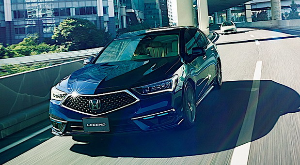 Honda prodaje prvi automobil na svetu s trećim nivoom autonomne vožnje