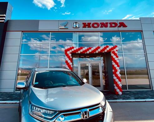 Honda prodajno-servisni centar je otvoren u Nišu