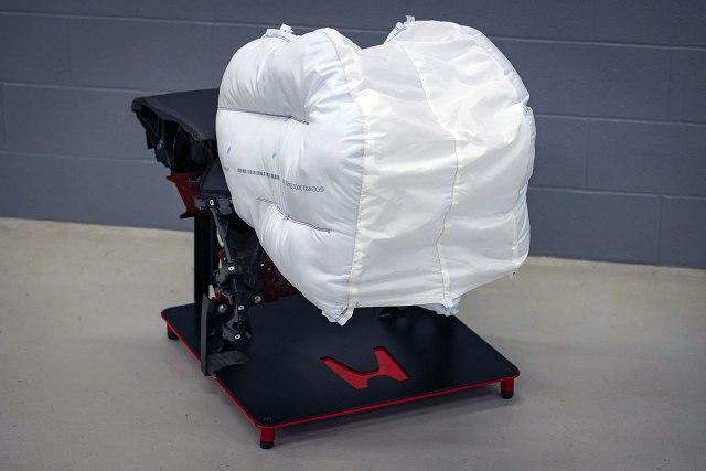 Honda razvija inovativni vazdušni jastuk VIDEO