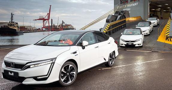 Honda ukida proizvodnju Clarity FCEV-a
