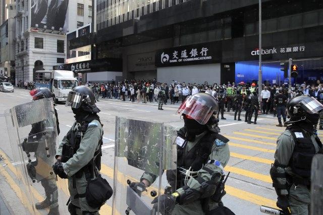 Hongkong: Da li je blizu kraj višednevne drame?