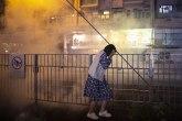 Hongkong: Nasilje na ulicama tokom noći; policija brani vazdušni saobraćaj