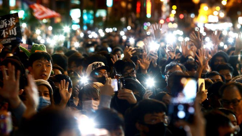 Hongkong: Pola godine protesta i lekcije o ljudskim pravima