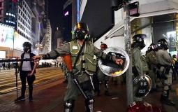 Hongkong: Prodemokratski demonstranti ispred američkog konzulata