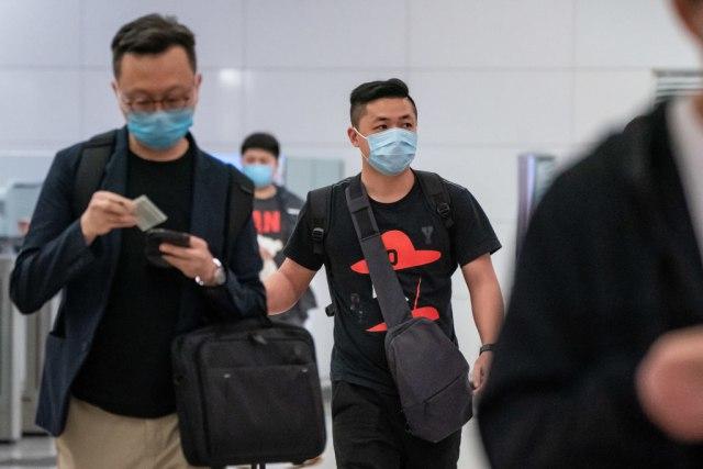 Hongkong proglasio vanrednu situaciju zbog koronavirusa