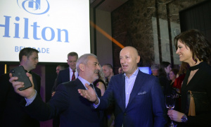 Hotel Hilton Beograd od sutra otvoren za goste