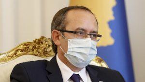 Hoti: Svaki zahtev za posetu zvanilnika Srbije Kosovu biće rešen u skladu sa osetljivošću trenutka