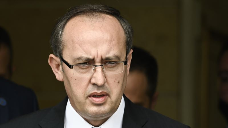 Hoti preuzeo dužnost premijera Kosova