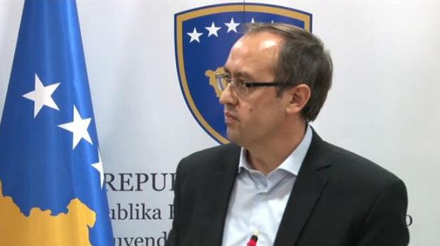 Hoti saopštio imena ministara iz redova DSK