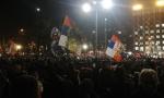 Hrabro za Kosmet, Ne damo svetinje: Beograd u znaku podrške Srbima i SPC u Crnoj Gori (FOTO + VIDEO)
