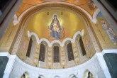 Hram Svetog Save danas otvara vrata za posetioce
