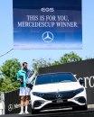 Hrvat osvojio turnir i dobio Mercedes FOTO
