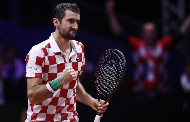 Hrvati slave, Čilić doneo drugu salataru! (video)