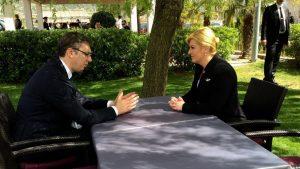 Hrvatska: Vučić opravdava oružanu pobunu 90-ih