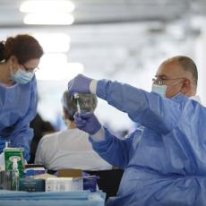 Hrvatska danas ima ispod 1000 novozaraženih: Još uvek visok broj pacijenata na respiratorima