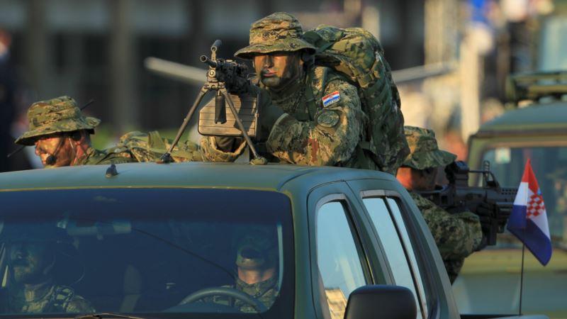Hrvatska do 2024. planira uloviti 2 posto BDP za obranu