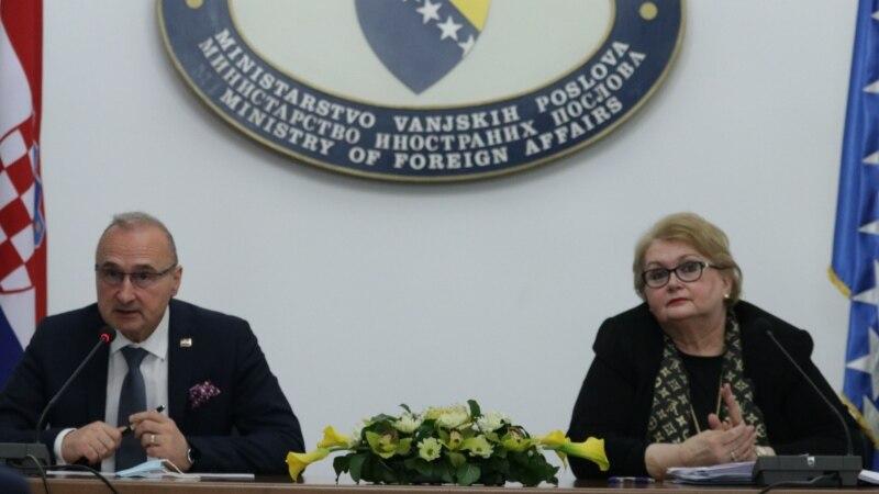 Hrvatska donira BiH vakcine