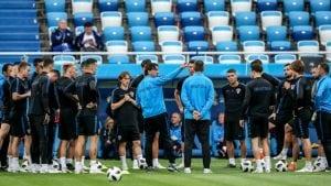 Hrvatska i Belgija objavile spiskove igrača za EP u fudbalu