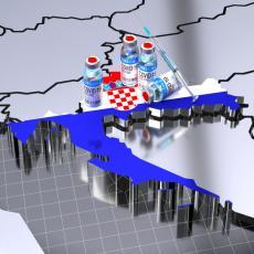 Hrvatska ima ispod 1.000 novozaraženih: I dalje visok broj umrlih od korona virusa