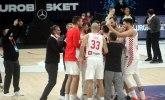 Hrvatska na Evrobasketu