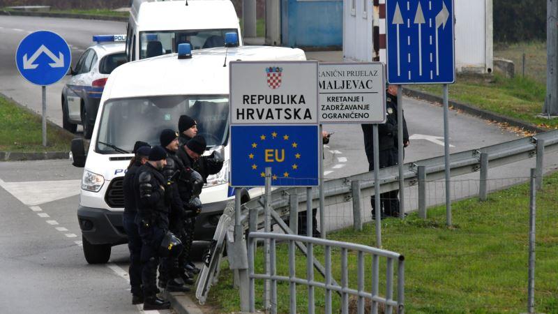 Hrvatska policija negira ilegalno postupanje prema studentima iz Nigerije