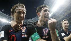 Hrvatska posle produžetaka u finalu Mundijala