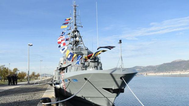 Hrvatska ratna mornarica nakon decenije dobila novi brod