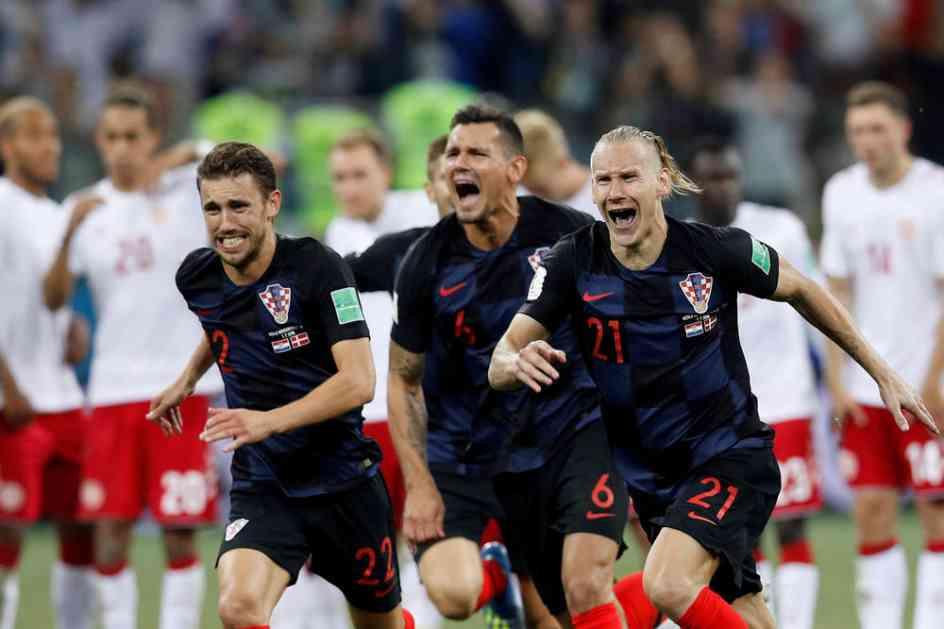 Hrvatska u finalu SP-a, ludilo u Zagrebu