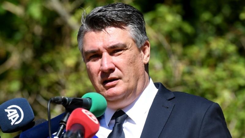 Hrvatski predsjednik ponavlja sporna odlikovanja HVO-u