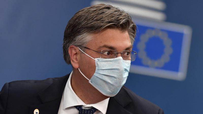 Hrvatski premijer Plenković u samoizolaciji