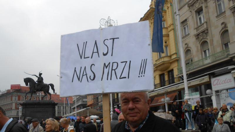 Hrvatski sidikati: Ako nema referenduma, biće protest