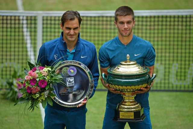 Hrvatski teniser: Federer je moj omiljeni protivnik