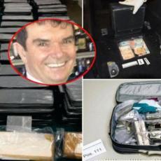 Hrvatskom El Čapu oduzete tri vile i BLOKIRANI MILIONI: Za šverc kokaina iznajmljivali MLAZNJAK, STJUARDESU I PUTNIKE!