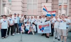 Hrvatskom saboru predati potpisi za referendum o pravima poslanika nacionalnih manjina