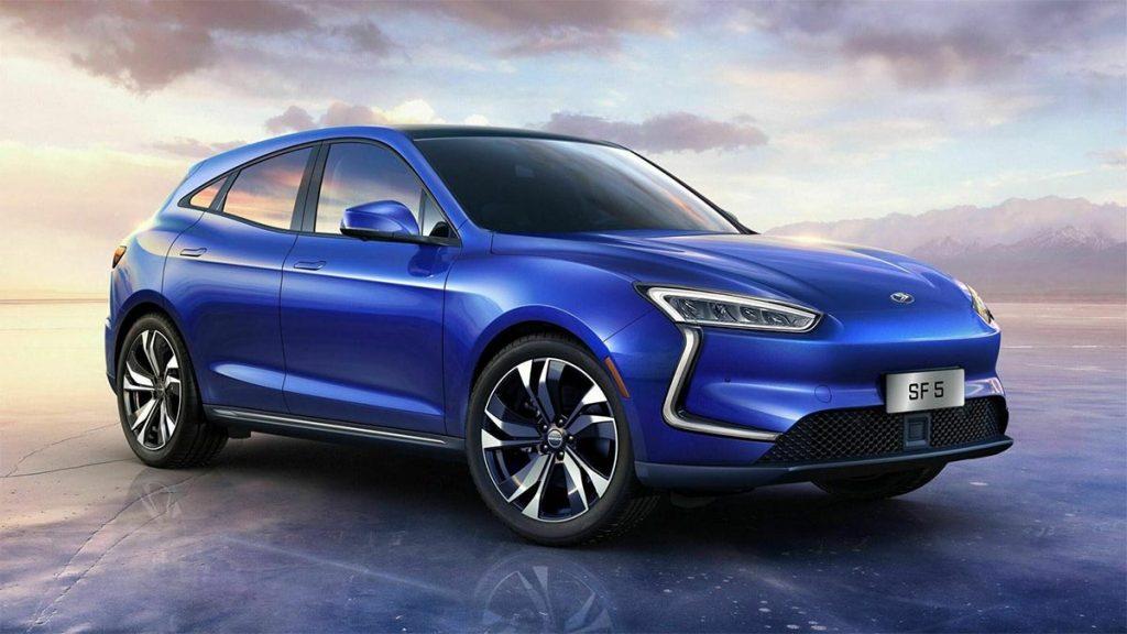 Huawei počinje sa prodajom SERES SF5 automobila u vodećim prodavnicama u Kini