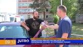 Human gest u Jagodini: Kad kupim auto, počeću da pomažem ljudima VIDEO