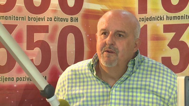 Humanitarci izvan zakona: Poslije privođenja Almira Čehajića Batka