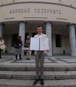 Humanitarna izložba Danila Đokića u niškom Oficirskom domu
