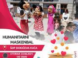 Humanitarni maskenbal u Leskovcu za prikupljanje novca za novi dom porodice Stanković