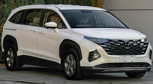 Hyundai Custo na novim slikama