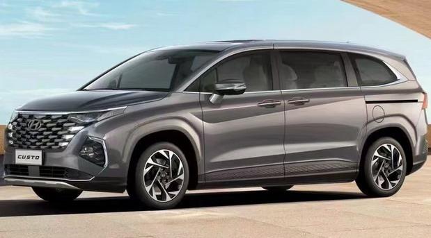 Hyundai Custo na prvim slikama