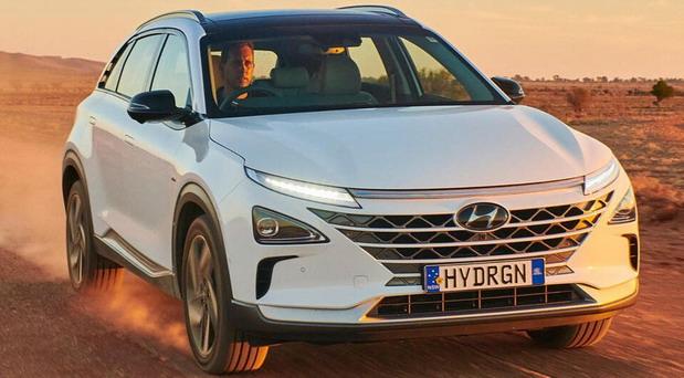 Hyundai Nexo na vodonik postavio svetski rekord